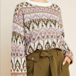 NWT Anthropologie Sweater
